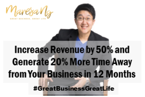 4 Pillars for a Great Business Great Life