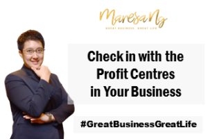 Profit Centre Cheat Sheet