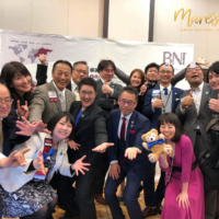 Maresa with BNI Members after the Completion of the Event on 19th February 2018